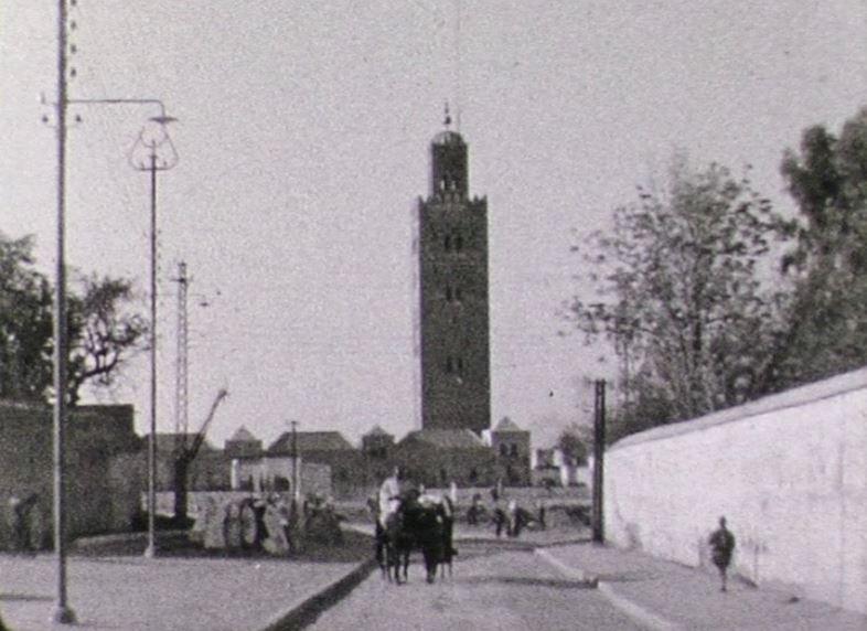 Marrakech-1935-Sauzeau